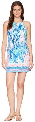 Lilly Pulitzer Pearl Romper Women's Jumpsuit & Rompers One Piece