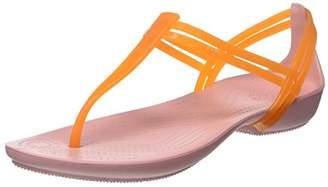Crocs Women's Isabella T-Strap Flip Flop
