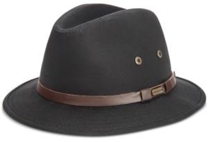 f0013a2046f Dorfman Pacific Stetson Men's Gable Rain Safari Hat