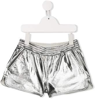 Moncler elasticated waist shorts