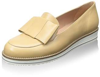 Chaniotakis Women's Big Bow Loafer
