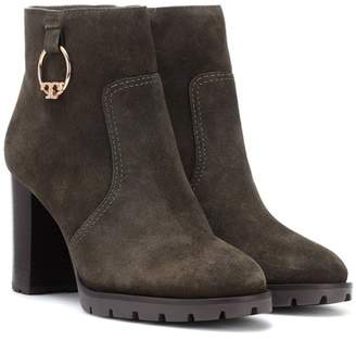 Tory Burch Sofia suede ankle boots
