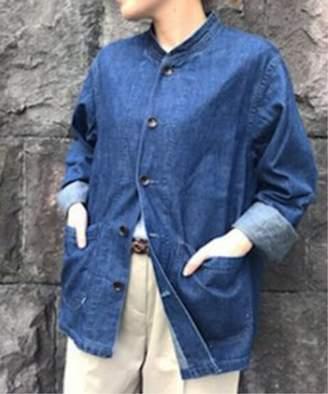 Journal Standard (ジャーナル スタンダード) - journal standard luxe 【chimala/チマラ】 New Railroad Jacket(denim)◆