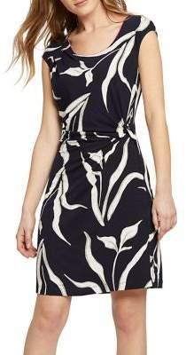 Nic+Zoe Ease Twist Dress
