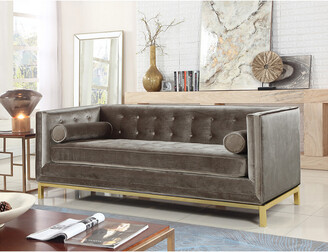 Chic Home Dafna Velvet Sofa
