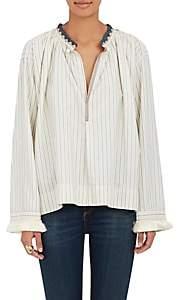 Giada Forte Women's Carta Zuccero Cotton Tunic-Carta Zuccero