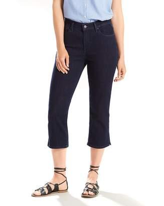 Levi's Levis Women's Classic Capri Jeans