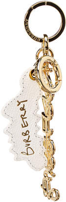 Burberry Leather Key Chain