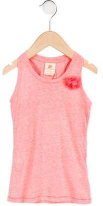 American Outfitters Girls' Embellished Sleeveless Top w/ Tags