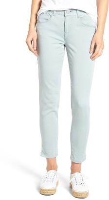 Women's Wit & Wisdom Ab-Solution Stretch Twill Skinny Pants $68 thestylecure.com