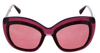 Zac Posen Yasmine Cat-Eye Sunglasses