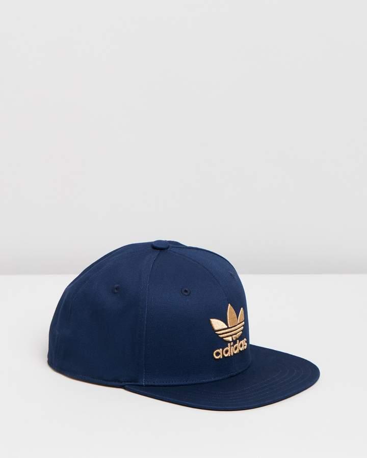 6fea8b0edc0 adidas Snapback Classic Trefoil Cap - ShopStyle Hats