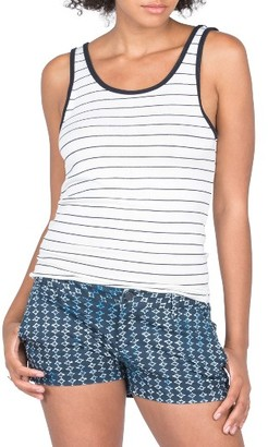 Women's Volcom Second Chance Stripe Tank $29.50 thestylecure.com