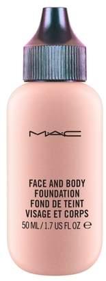 M·A·C MAC MAC Studio Face And Body Foundation / Mirage Noir 50ml