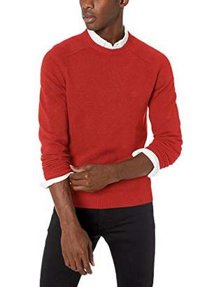 Original Penguin Men's Honeycomb Long Sleeve Sweater