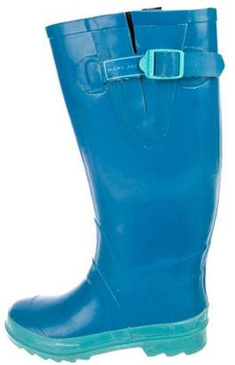 Marc Jacobs Rubber Rain Boots