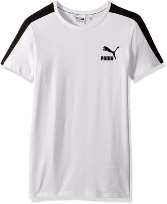 Puma Men's Archive T7 Stripe T-Shirt