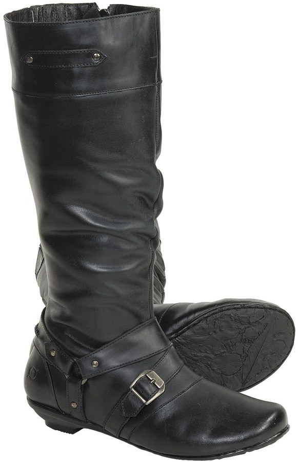Børn Cecelia Boots - Leather (For Women)