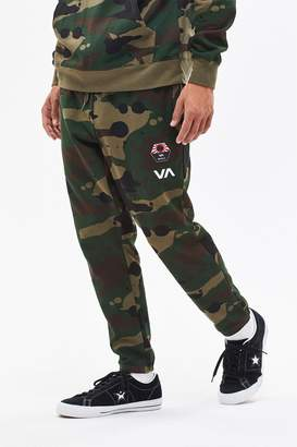 RVCA Bruce Camouflage Sweatpants