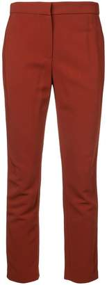 Rosetta Getty cropped tapered trousers