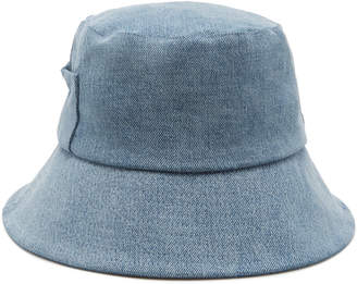 LACK OF COLOR Denim Bucket Hat