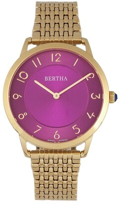 Bertha Women's Abby Watch