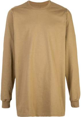 Rick Owens long-sleeve T-shirt