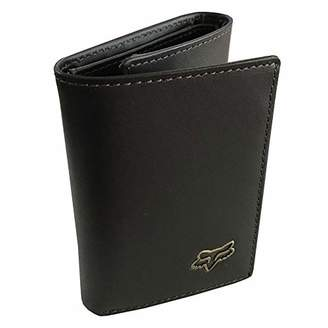 Fox Men's Trifold Leather Wallet