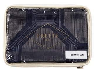 Frette Lux Shield Euro Sham w/ Tags