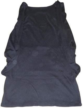 Sarah Wayne Black Cotton Dress for Women