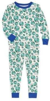 Rowdy Sprout Baby Boy's, Little Boy's & Boy's Grateful Dead Two-Piece Pajamas