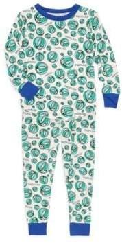 Rowdy Sprout Baby Boy's, Little Boy's & Boy's Two-Piece Grateful Dead Pajama Set