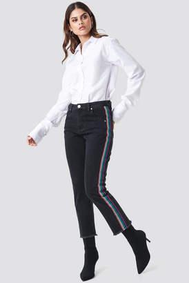 Glamorous Straight Black Jeans Black