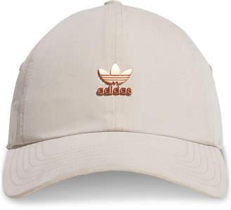 adidas Metallic-Logo Relaxed Cap