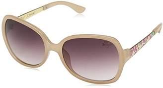 Betsey Johnson Women's Robyn Square Sunglasses