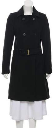 Golden Goose Knee-Length Wool Coat