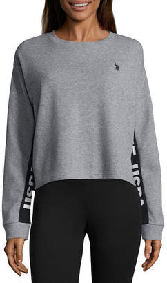 U.S. Polo Assn. Long Sleeve Sweatshirt