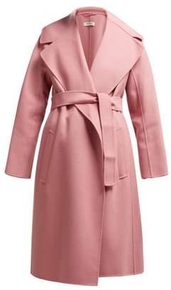 Max Mara S Dada Coat - Womens - Pink
