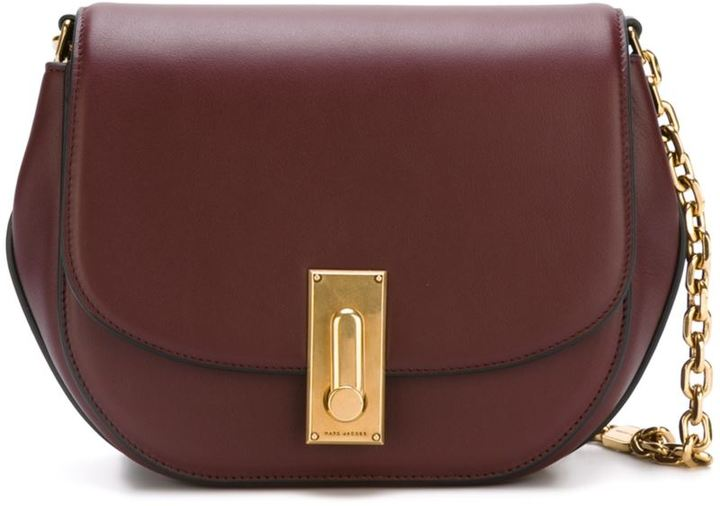 Marc Jacobs Marc Jacobs 'West End The Jane' saddle shoulder bag