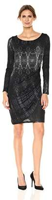 Desigual Women's Bonnie Woman Knitted Long Sleeve Dress