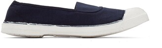 Bensimon Basic Elasticated Plimsolls
