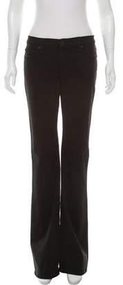 Nili Lotan Alek Mid-Rise Jeans w/ Tags
