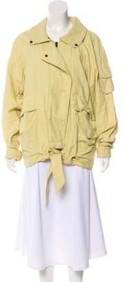 Isabel Marant Lightweight Zip-Up Jacket