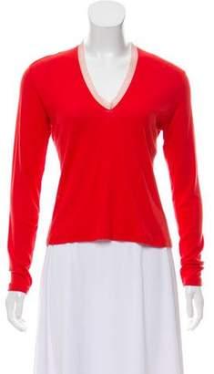 Etro Long Sleeve Knit Sweater
