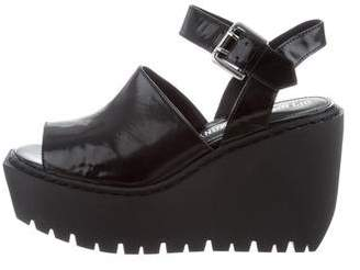 Opening Ceremony Luna Platform Wedges w/ Tags