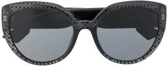 Christian Dior classic cat eye sunglasses