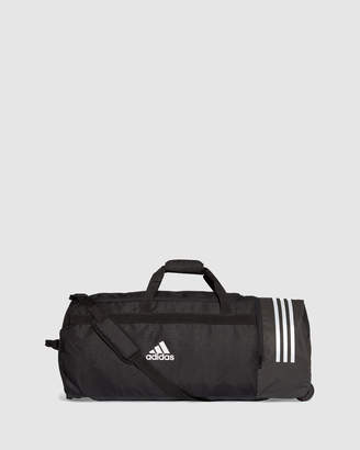 adidas 3-Stripes Wheeled Duffel Bag Extra Large