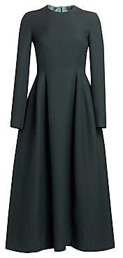 The Row Women's Lorna Long Sleeve Dress