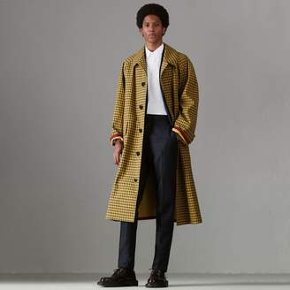 Burberry Slim Fit Double Cuff Cotton Poplin Shirt