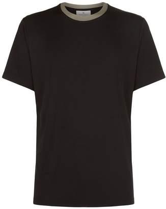 Homebody Contrast Trim Lounge T-Shirt